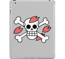 one piece dr hiluluk chopper jolly roger anime manga shirt iPad Case/Skin