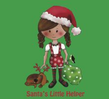 Santa's Little Helper Kids Clothes