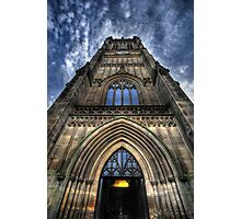 Leeds Parish Church Photographic Print