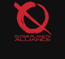 Outer Planets Alliance - Radical Version Unisex T-Shirt