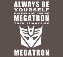 Always - Megatron One Piece - Short Sleeve
