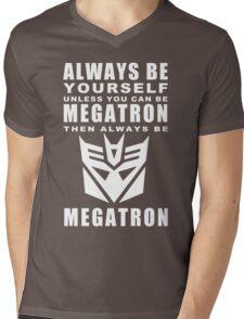 Always - Megatron Mens V-Neck T-Shirt