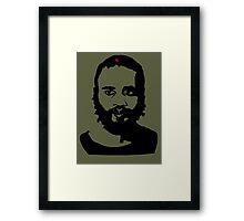 Che Ride Framed Print