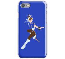 Chin-Li - Street Fighter - Minimalist iPhone Case/Skin