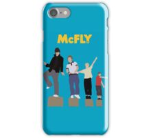 McFly, Room on The Third Floor iPhone Case/Skin