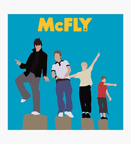 McFly, Room on The Third Floor Photographic Print