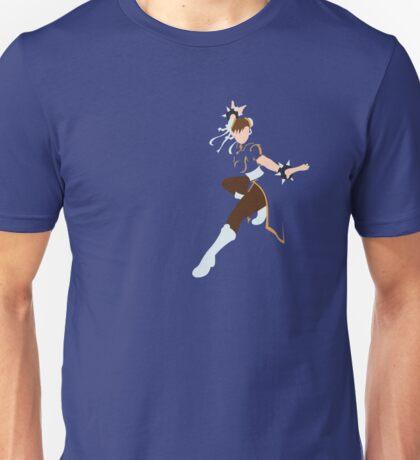 Chin-Li - Street Fighter - Minimalist Unisex T-Shirt