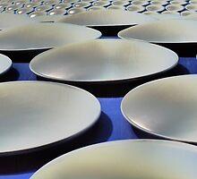 Bull Ring Discs by Stephen McGrath