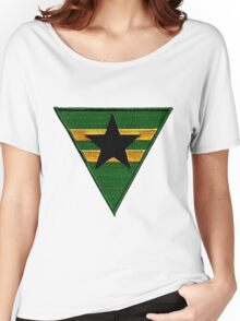 Firefly: Browncoat Logo (Patch) Women's Relaxed Fit T-Shirt