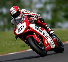 BSB Michael Rutter by Mark Greenwood