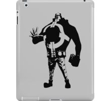 one piece bartholomew kuma anime manga shirt iPad Case/Skin