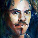 A Portrait A Day 22 - Greg by Yevgenia Watts