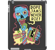Dope Jams Zombie iPad Case/Skin