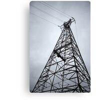 The Tall, The Proud, The Ugly. Canvas Print