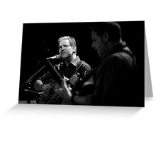 Lloyd Cole Greeting Card