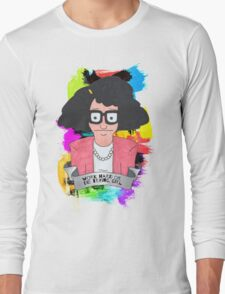Tina Belcher  Working girl Long Sleeve T-Shirt