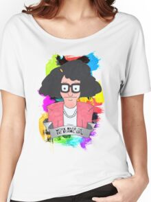 Tina Belcher  Working girl Women's Relaxed Fit T-Shirt