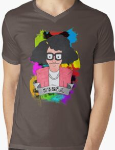 Tina Belcher  Working girl Mens V-Neck T-Shirt