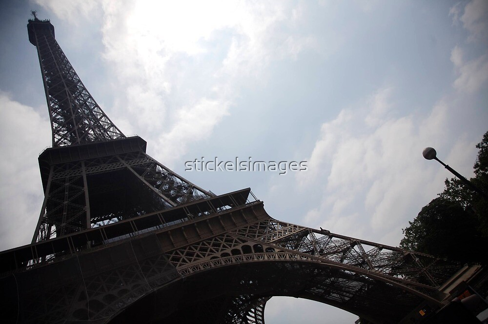 cityscapes #141, an eiffel of light  by stickelsimages