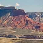 Red Rocks - Grand Canyon 10 by Yannik Hay