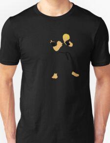Ken - Street Fighter - Minimalist T-Shirt