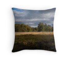 Landscape Wimbledon Common: London, UK. Throw Pillow