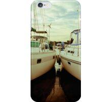 Poulsbo Marina iPhone Case/Skin