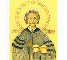 Saint Feynman Photographic Print