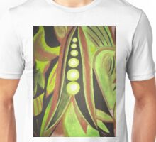 Abstract Peas Unisex T-Shirt