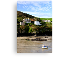 Port Isaac Canvas Print