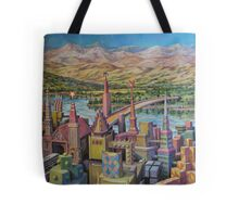 Impossible Bridge Tote Bag
