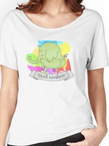 Tree trunks adventure time  Women's Relaxed Fit T-Shirt