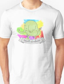 Tree trunks adventure time  Unisex T-Shirt