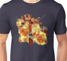Roddy & explosions Unisex T-Shirt