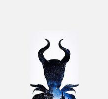 Maleficent  by SaniaRiaz