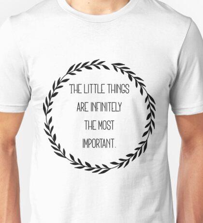 Little Things Unisex T-Shirt