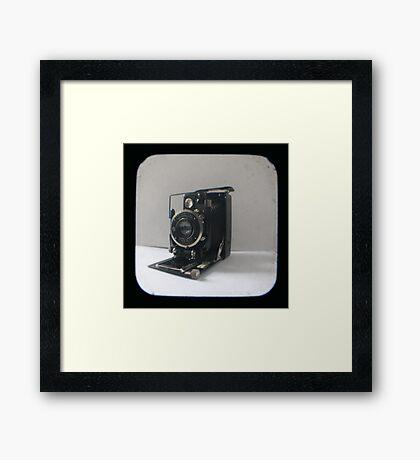 Voigtlander TTV Framed Print