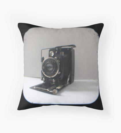 Voigtlander TTV Throw Pillow