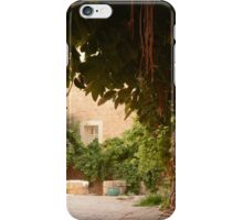Beauty of The Old Jaffa iPhone Case/Skin