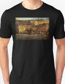 Gas Station - At the end of a day 1925 Unisex T-Shirt
