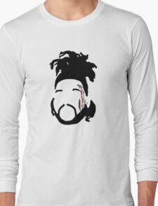 The Weeknd - The Hills Cartoon  Long Sleeve T-Shirt