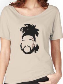 The Weeknd - The Hills Cartoon  Women's Relaxed Fit T-Shirt