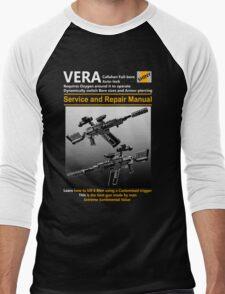Vera Men's Baseball ¾ T-Shirt