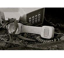 AT&T phone (shot 1) Photographic Print