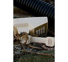 AT&T Phone (shot 3) Photographic Print