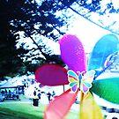Spinning the rainbow by TysieTootsie