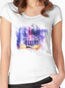 The Future Women's Fitted Scoop T-Shirt