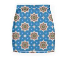 E2T - Pattern Tile Mini Skirt