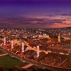 Graz Panorama by Delfino