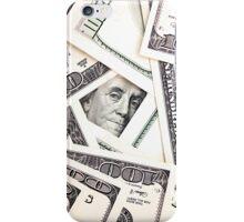 Money Dollars iPhone Case/Skin